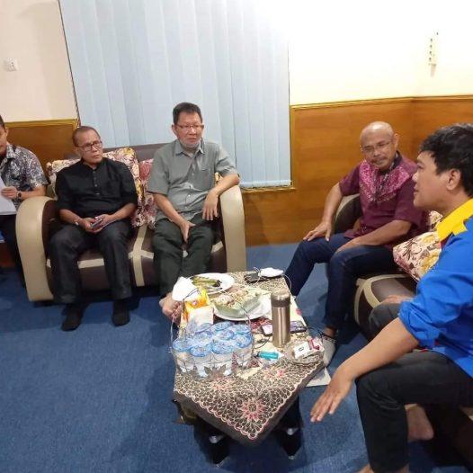 Kunjungan Pengurus Koperasi Swadharma 46 Palembang