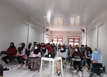 Pengenalan Kampus FESTI kepada mahasiswa baru angkatan 2021